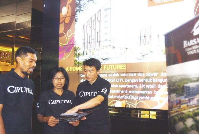 Investasi Rp 200 Miliar, Ciputra Kembangkan Mix Used di Jogjakarta