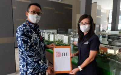 Kerjasama dengan Building Management JLL (Jones Lang LaSalle)