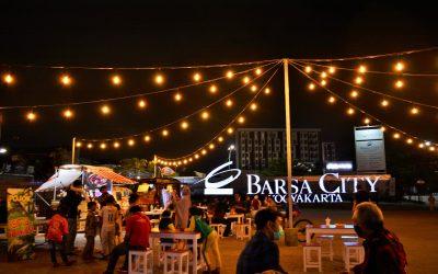 Barsa City Gelar Ramadhan Food Truck Fest
